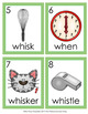 WH Blends Digraphs Write the Room Activity