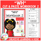 Cut & Paste WH Workbook Bundle Autism