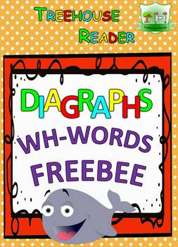 WH DIAGRAPH Reader: Willy the Whale