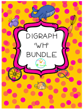 WH Digraph Activity Bundle
