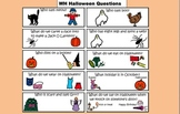 """WH"" Halloween Questions"