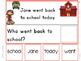 WH QUESTIONS Comprehension MEGA BUNDLE