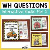 WH Questions Books - Set 2