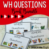 WH Question Books