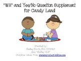 """WH"" Question Candy Land Supplement"