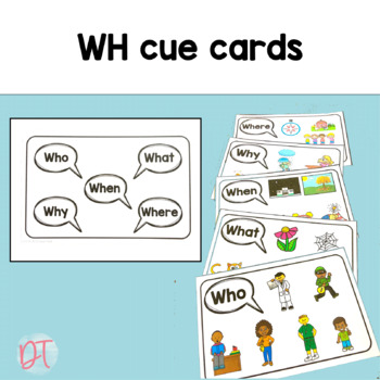 Language Activity: Teaching WH Questions