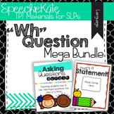 WH Question Mega Bundle