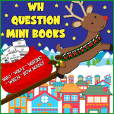 WH Question Mini Books: Christmas