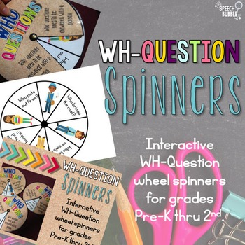 WH-Question Spinners