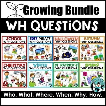 WH Questions - Growing Bundle