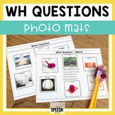 WH Questions Photo Smash Mats