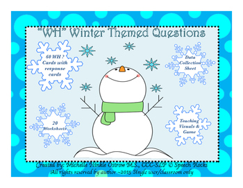 WH Questions ~ Winter Themed