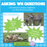 WH Questions: Differentiated for Research
