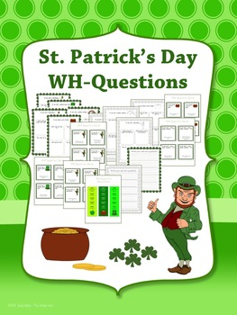 St. Patrick's Day WH Questions