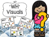 WH Visuals for Special Education and Autism