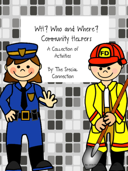 WH? Who and Where? Community Helpers
