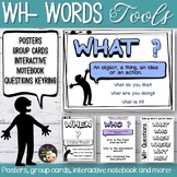 WH Words Posters and Activities