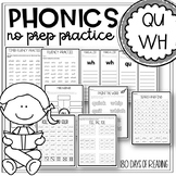 Qu Worksheets | Teachers Pay Teachers