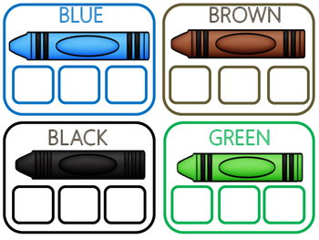 WH question Color Game