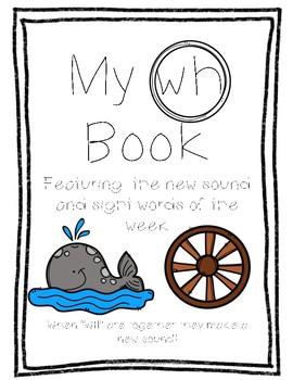 WH sound book