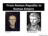 WH002 From Roman Republic to Roman Empire