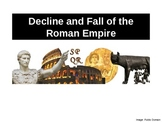 WH003 Decline and Fall of the Roman Empire