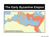 WH004 The Early Byzantine Empire