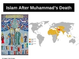 WH008 Islam after Muhammad's Death