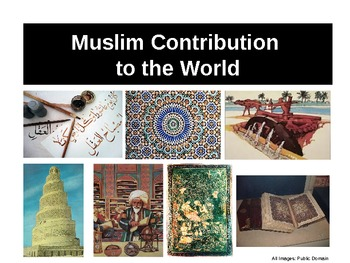 WH011 Muslim Contribution to the World