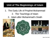 WH2 Complete Unit of The Beginnings of Islam
