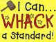 "WHACK a Standard Pack! ~ 5th Grade ~ ELA Common Core ""I Can.."" Statements"