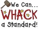 """WHACK a Standard Pack! ~ 8th Grade ~ ELA Common Core """"I Can.."""" Statements"""