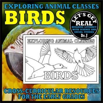 WHAT IS A BIRD? Science Reader
