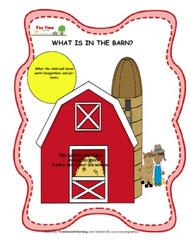 WHAT IS IN THE BARN?