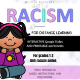 WHAT IS RACISM? // Intro lesson for primary grades// Anti-