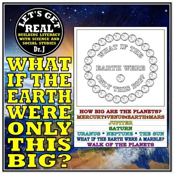 WHAT IF THE EARTH WERE ONLY THIS BIG?