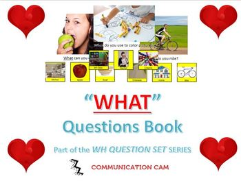 WHAT Question Book