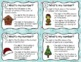 Christmas Place Value Task Cards - Follow the Clues!