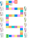 WHAT'S THE GENRE?  PRINTABLE BOARD GAME    Grades 2-3