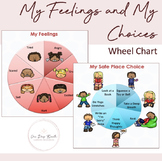 WHEEL CHART - My Feelings and My Choices Conscious Discipl