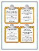 WHEN YOU REACH ME by Rebecca Stead - Discussion Cards