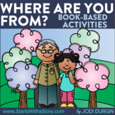WHERE ARE YOU FROM? Activities and Read Aloud Lessons