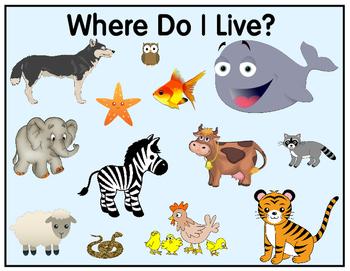 WHERE DO I LIVE