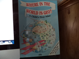 WHERE IN THE WORLD IS GEO? isbn 0-8120-6251-5