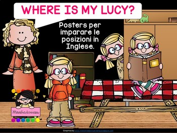 WHERE IS MY LUCY?