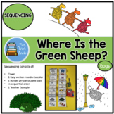 WHERE IS THE GREEN SHEEP? SEQUENCING