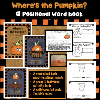 WHERE'S THE PUMPKIN, HOW BIG IS HE AND HOW DOES HE GROW? for little kids