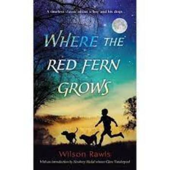 WHERE THE RED FERN GROWS Chapter MC Quizzes