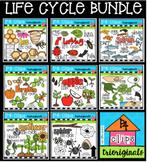 Life Cycles BUNDLE P4 Clips Trioriginals