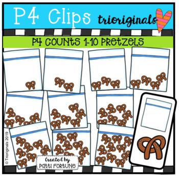 (P4 COUNTS Baggy BUNDLE (P4 Clips Trioriginals)